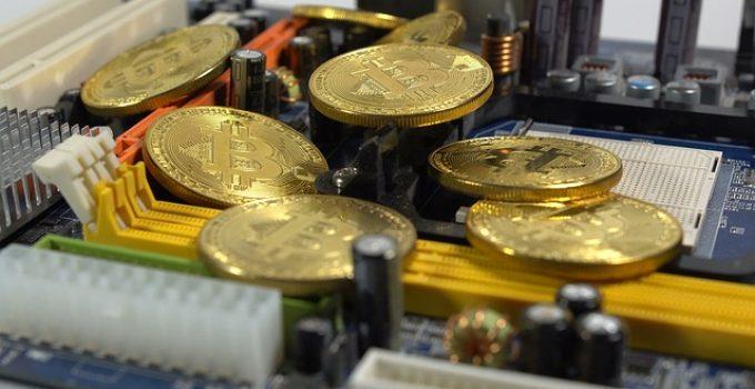 Bits Bitcoins Credit Cyber Digital